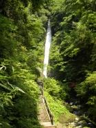 洒水の滝周辺の調査に伴う通行禁止について