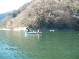 焼津ボート乗り場