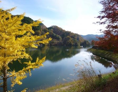 しずかな湖畔