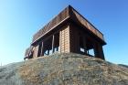 県指定史跡河村城跡史跡整備「展望あずまや」完成記念式典