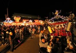 山北道祖神祭
