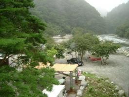 西丹沢マウントブリッジキャンプ場