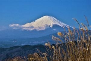 大野山からの富嶽