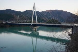 冬の永歳橋冬2
