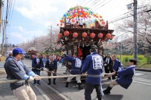 春祭り日和