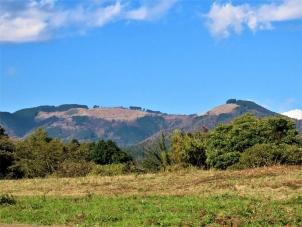 大野山を望み
