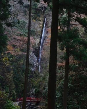 洒水の滝2